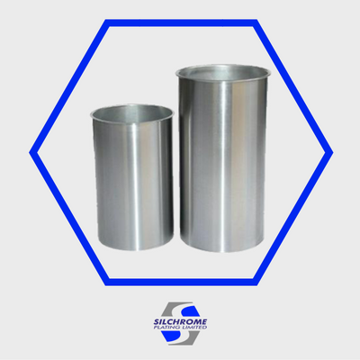 Silchrome hard chrome electroplating