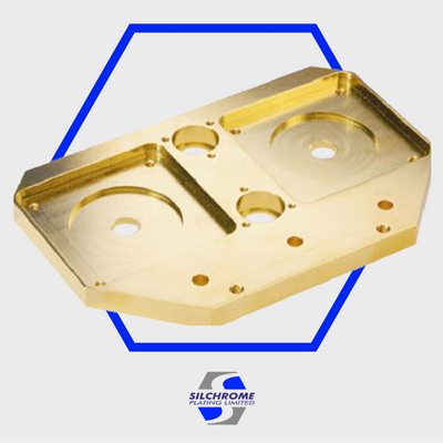 Silchrome Gold plating