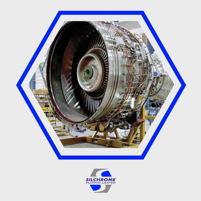 Silchrome Plating engine electroplating aerospace
