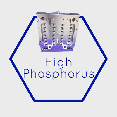 silchrome plating high phosphorus electroless nickel