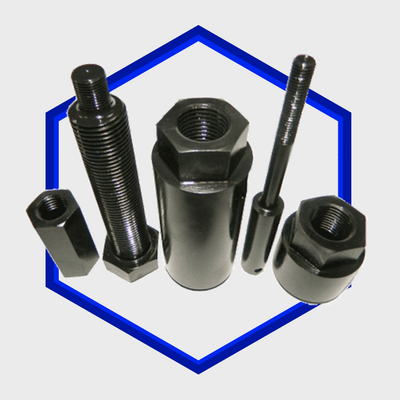 metal finishing bolts, screws and fasteners
