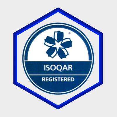 ISO 9001:2015 approved plater