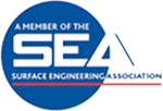 The official logo for the Surface Engineering Association.